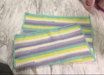 🚚 Baby blanket handmade