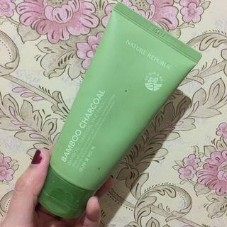 Nature Republic - Bamboo Charcoal Mud Pack