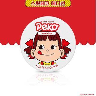 牛奶妹系列Peko Edition - Holika Holika Milky Jelly Luminizer