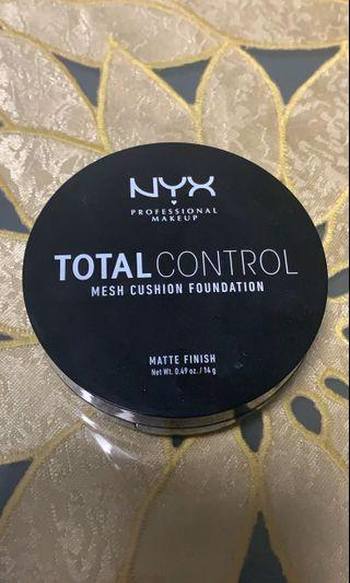 NYX Total Control Mesh Cushion Foundation SHADE:FAIR