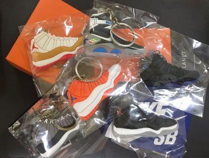 🚚 球鞋吊飾 Nike/Jordan