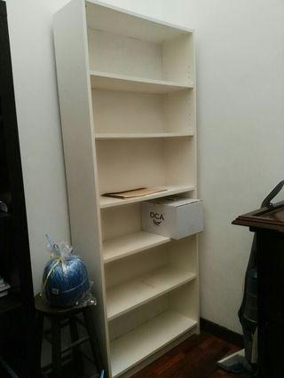 IKEA 6 Shelf Bookcase
