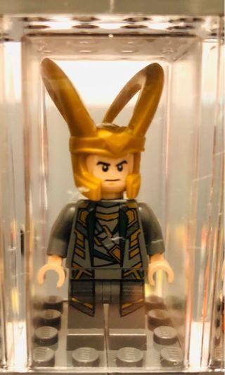 Lego Marvel Super Heroes Loki 人仔1隻 全新 (6869)
