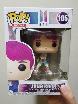 Funko x BTS Jung Kook