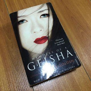 🚚 Memoirs of a geisha