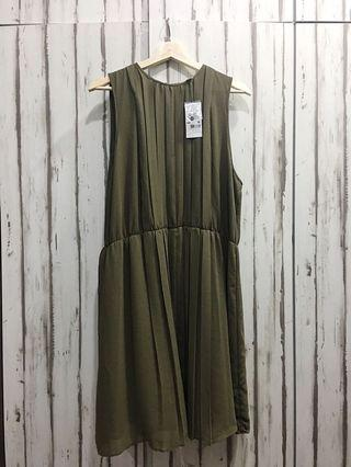 Michael Kors Olive Dress  - Brand New with tag!
