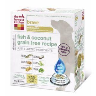 The Honest Kitchen Brave, Minimalist All Life Stages Fish - 10lbs