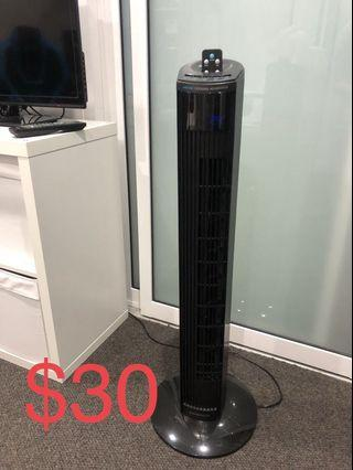 Kambrook LED display tower fan