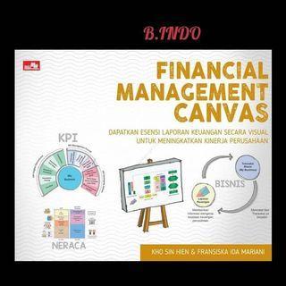 Ebook Financial management canvas