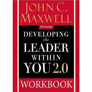 Ebook developing leader within you 2.0 by john maxwell