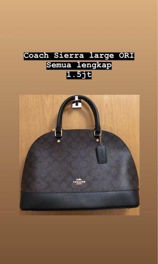 Coach Sierra Large