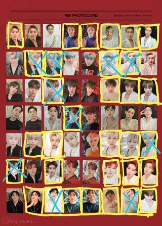 [Clearance/WTS] monsta x we are here album pc