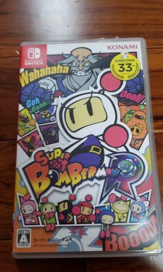Switch Bomberman (炸彈人)