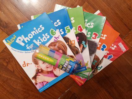 Phonics for kids + Easy Pen