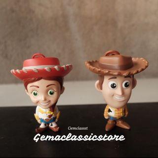 Toy Story Andi & Jessie
