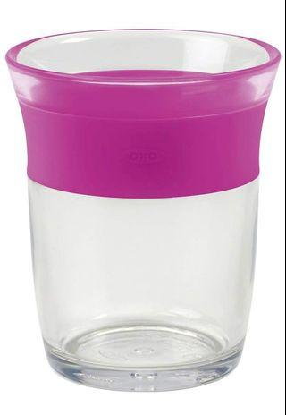 OXO Tot Cup for Big Kids with Non Slip Grip - Pink , BRAND New