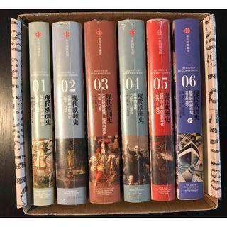 History of Modern Europe (Set of 6 Books in Chinese Texts)