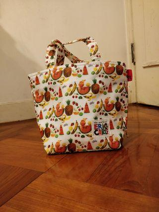 rootote thermal small tote bag