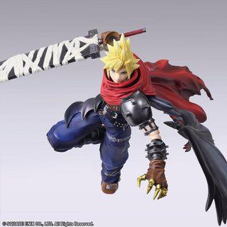 FINAL FANTASY BRING ARTS CLOUD STRIFE ANOTHER FORM - late pre order