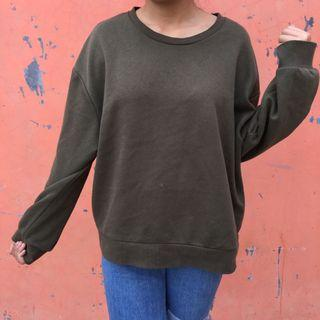 Sweater Zara army