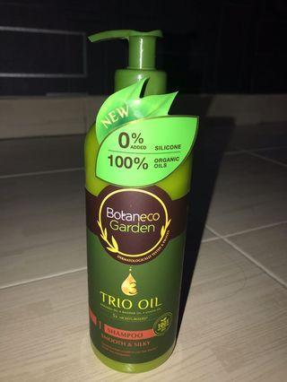 Botaneco Garden Trio Oil Shampoo