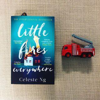 Bestseller book - Little Fires Everywhere