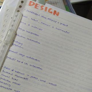 🚚 d&t notes