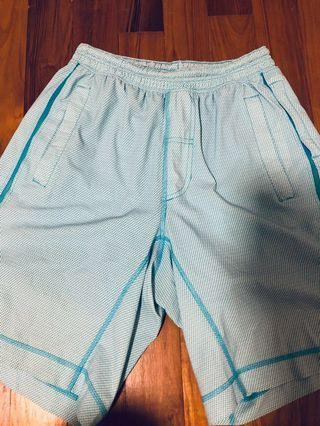 Lululemon Men Pace Breaker Shorts, Size S