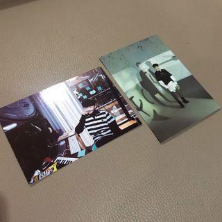 17's Woozi Seventeen Album Kinho Version Photocard