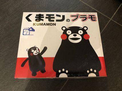 Kumamon 熊本熊可動模型 只限九龍灣港鐵站交收