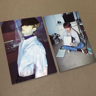 17's Jun Seventeen Album Kinho Version Photocard