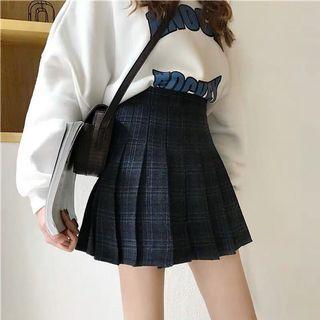 Checkered Tennis Skirt
