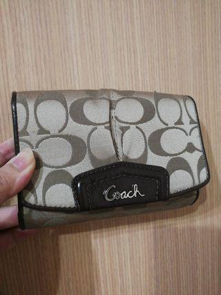 Coach 短夾錢包