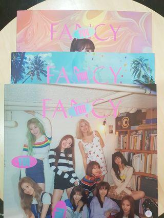 TWICE FANCY Photobook Mint Condition - (Open Once)