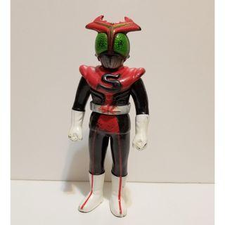 Popy P廠版 幪面超人 Stronger Masked Kamen Rider 膠公仔 figure Sofubi bullmark medicom figma 膠魂