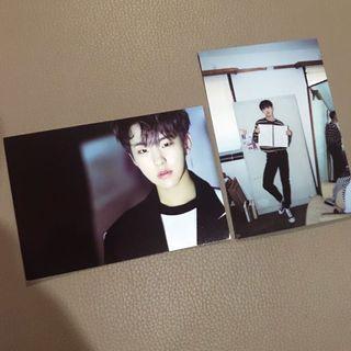 17's Hoshi Seventeen Album Kinho Version Photocard