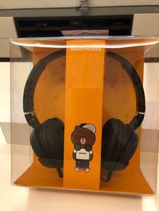 熊大耳戴式耳機