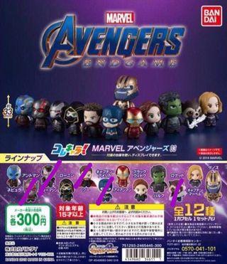 """Marvel Avengers:Endgame 扭蛋 """"Thor"""""""