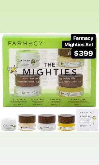 代購 Farmacy Mighties Set $399