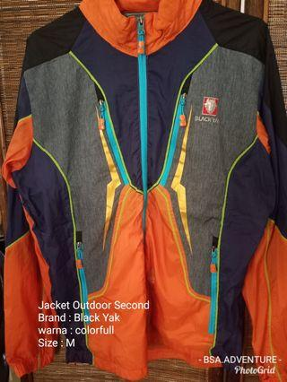 Jacket Outdoor Second