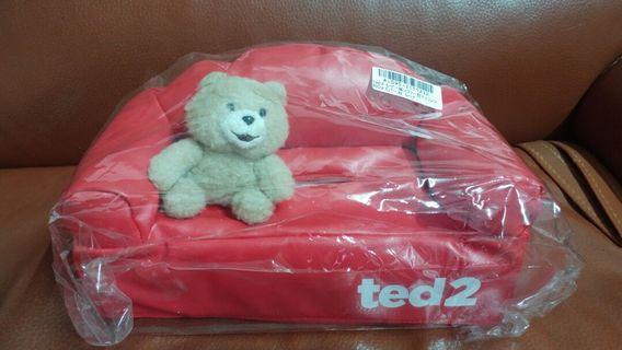 日本直送 全新 Ted 2 沙發造型紙巾套