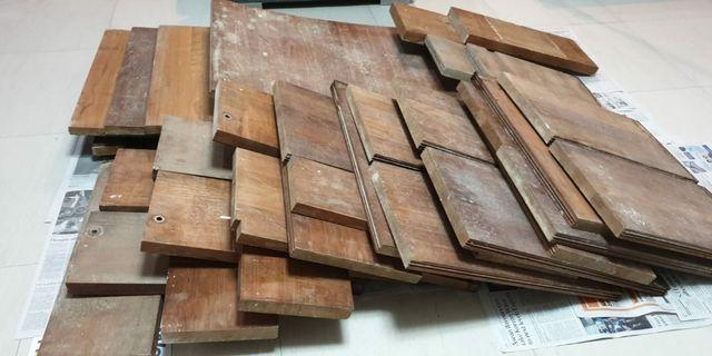 Solid wood boards / planks