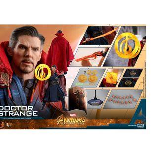 Hottoys iw dr. strange 2.0