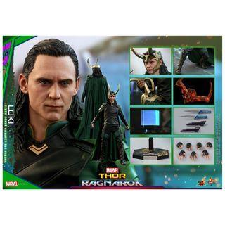 Hottoys Loki 3.0