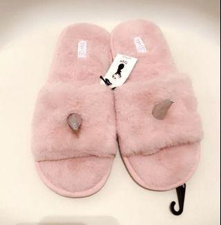 Typo Unicorn Slippers