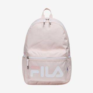 🚚 READY STOCKS | Fila Korea Heritage Court Backpack Bag (Sand Pink) FS3BPB5301X_APK