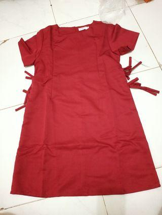 MASILCA DRESS MERAH