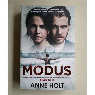 Modus by Anne Holt
