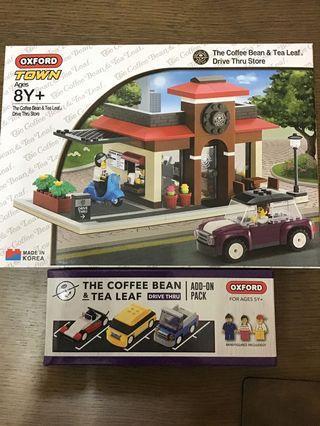 Oxford The Coffee Bean & Tea Leaf Brick Toy