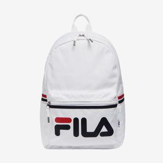 READY STOCKS | Fila Korea Heritage Court Backpack Bag (Off White) FS3BPB5301X_OWH